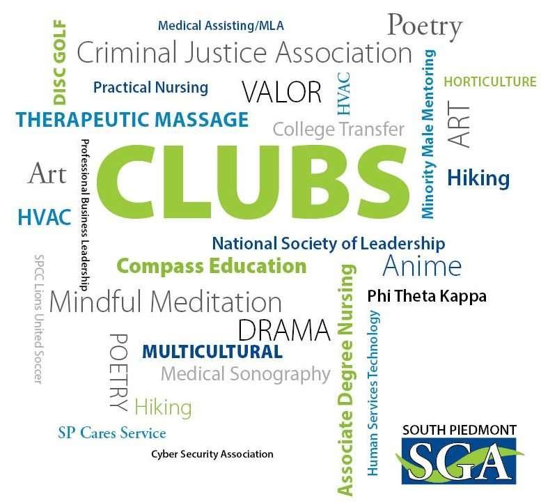 SGA Clubs