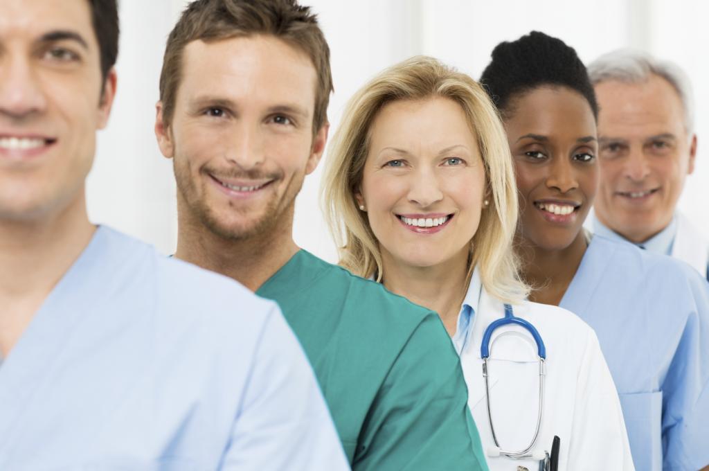 Internet dating for medical professionals