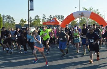 RUN THE COURSE, SPCC Foundation's 5K Event, April 22, 2017, 8am