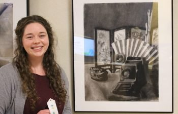 (English) Juried Student Art Show, 1st, 2nd, 3rd Place Awards and Honorable Mentions