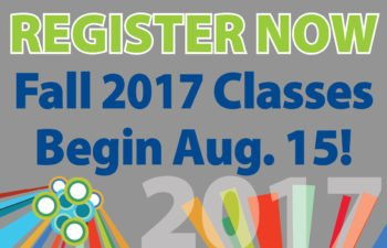 (English) Register for Fall 2017