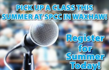 (English) SPCC is in Waxhaw this summer