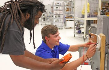 Earn HVAC Job-Ready Credentials Fast
